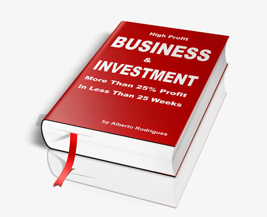 High profit business and investment more than 25% profit in less than 25 weeks