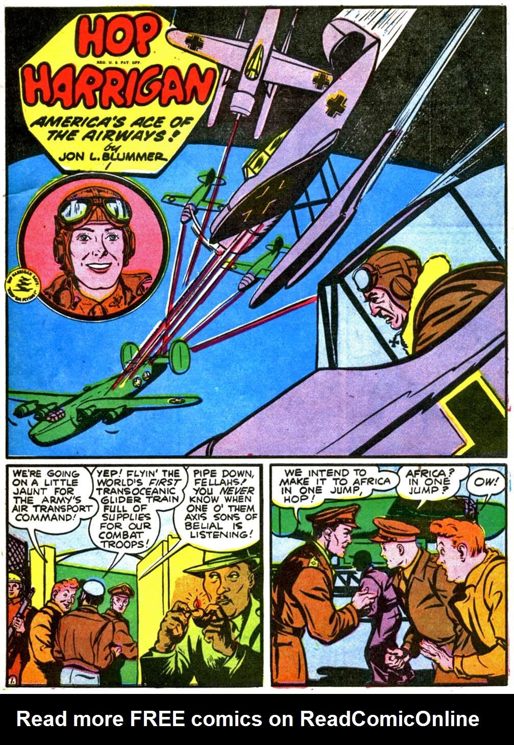 Read online All-American Comics (1939) comic -  Issue #52 - 48