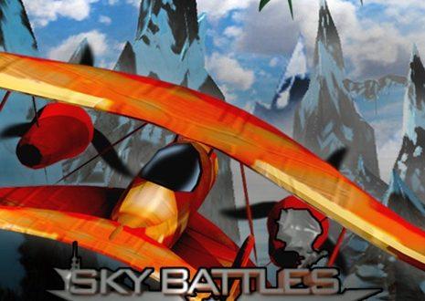 تحميل لعبة حرب الطائرات Sky Battle للكمبيوتر برابط مباشر