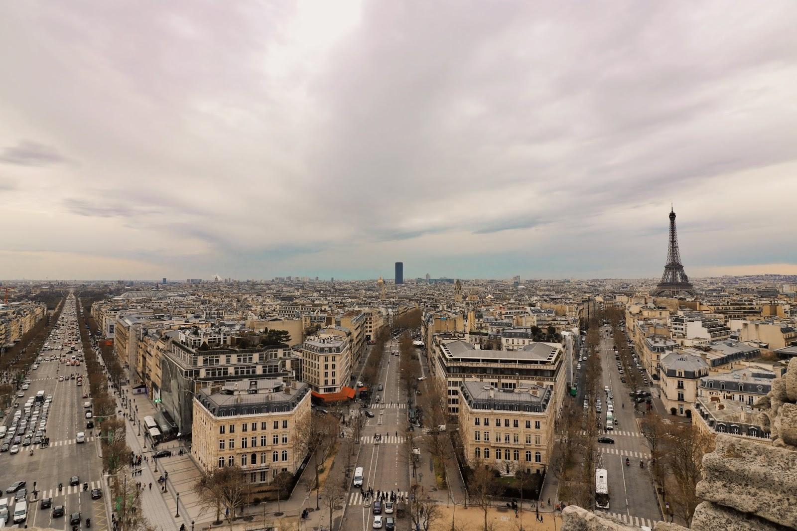 atrakcje paryża zwiedzanie