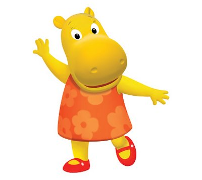 Cartoon Characters: Backyardigans