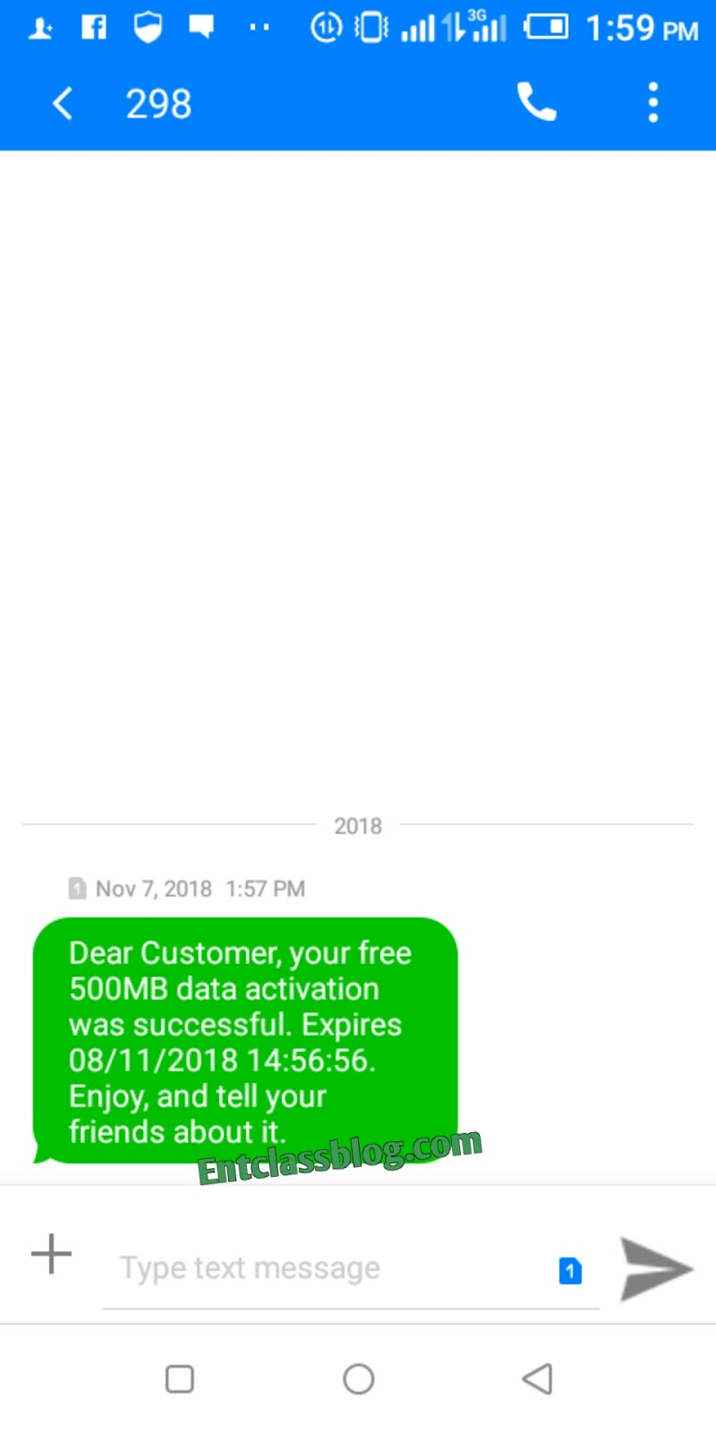 UPDATED: Download MyMTN App And Get Free 500MB Data | Entclass Blog