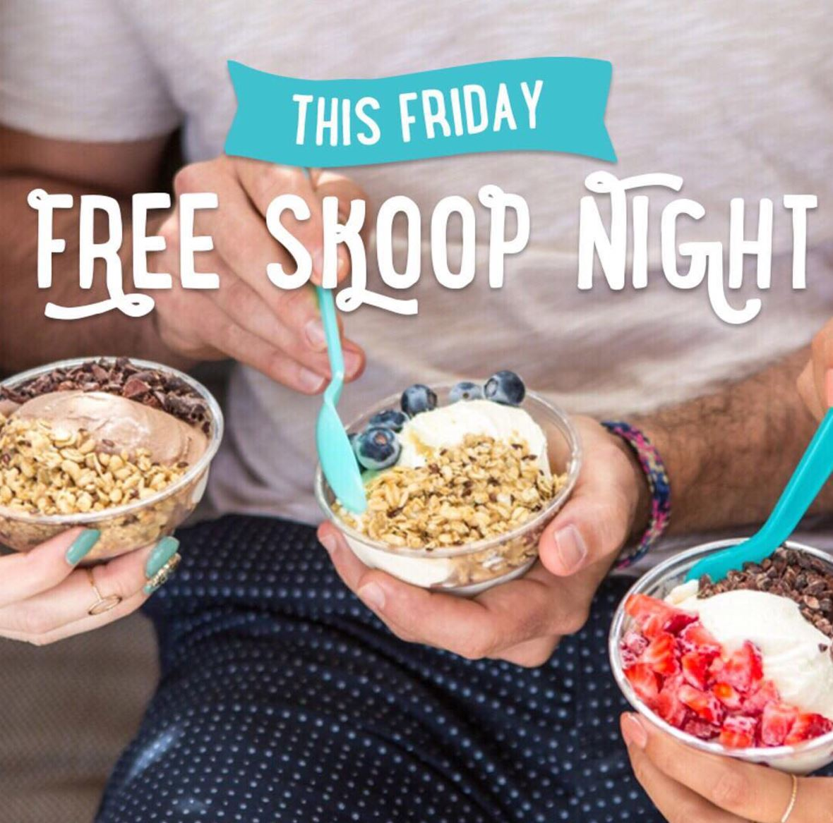 June 9 | Nekter Gives Out Free Skoops Of Ice Cream!
