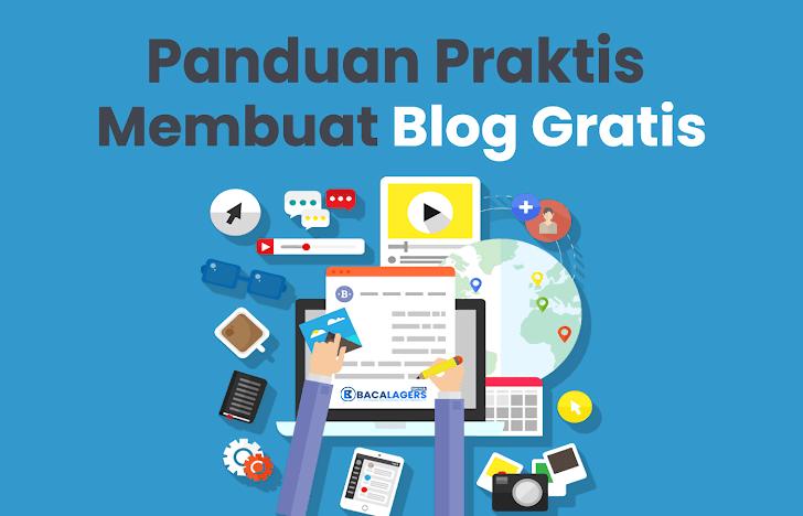 Panduan Praktis: Cara Membuat Blog Gratis di Blogger untuk Pemula (Update Terbaru)