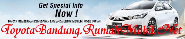 Daftar Harga Toyota Corolla Altis OTR Bandung