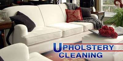 Deluxe Upholstery Cleaning