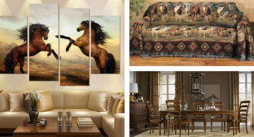 Horse Home Décor