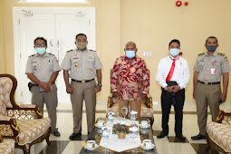 BPN Papua Asks Lukas Enembe's Support to Order Assets Management