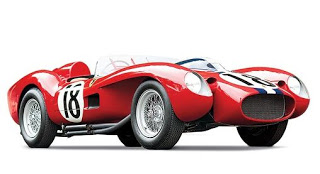 Hasil gambar untuk Ferrari Testa Rossa Prototype ukuran kecil