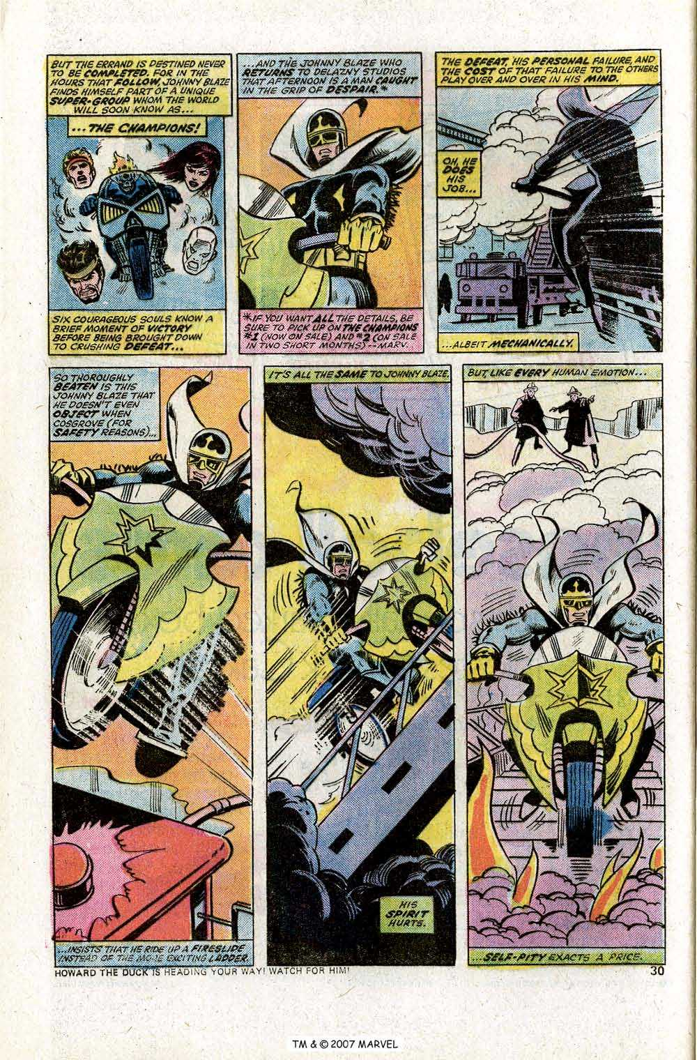 Ghost Rider (1973) Issue #14 #14 - English 32