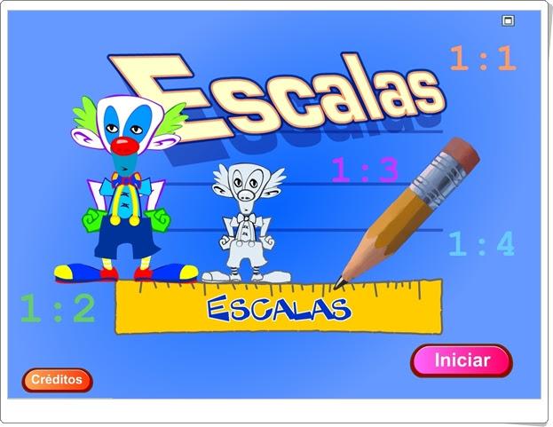 """""""Escalas"""" (Proporcionalidad de Educación Primaria)"""