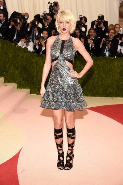 MET Gala 2016: Taylor Swift