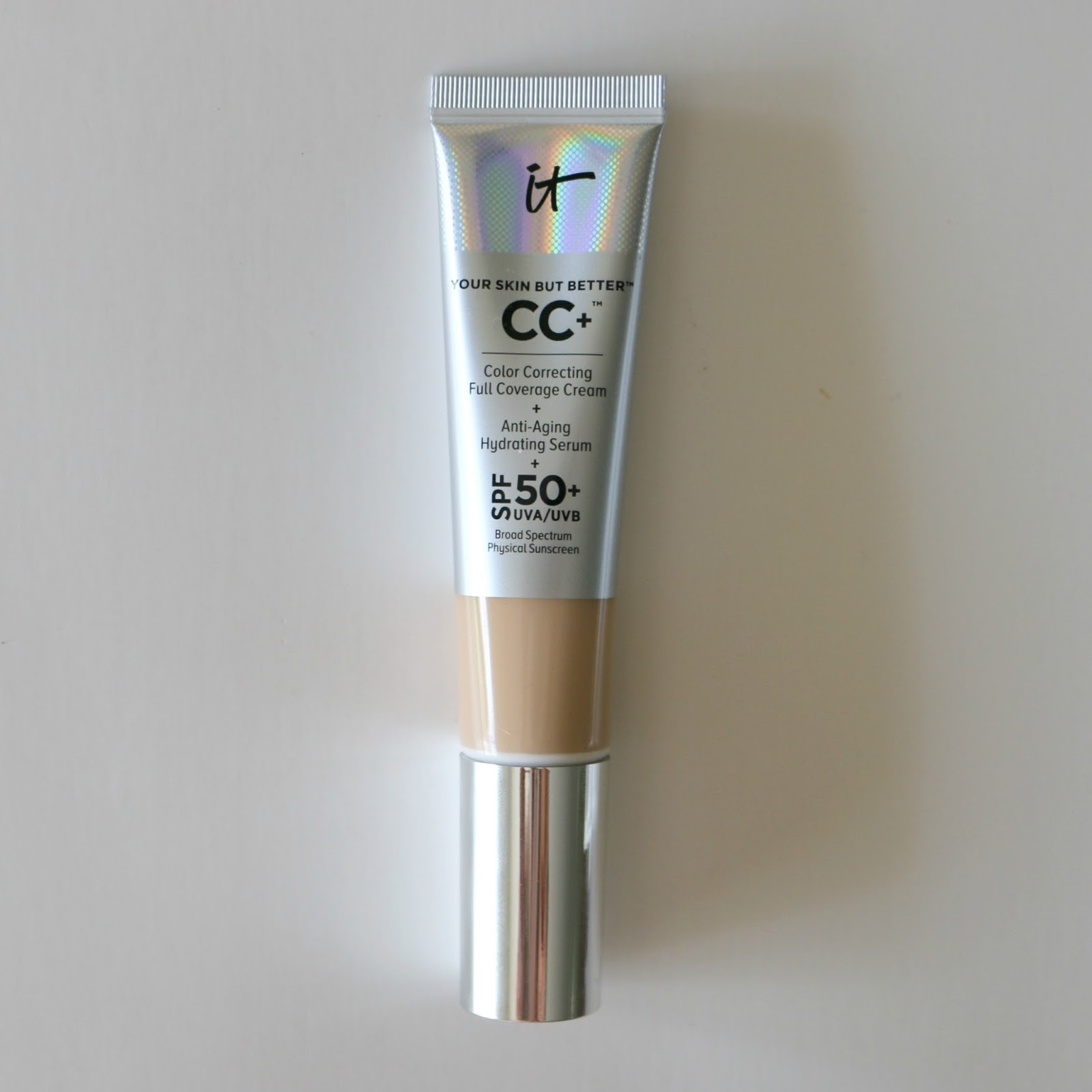 It Cosmetics Your Skin But Better CC+ Cream Light