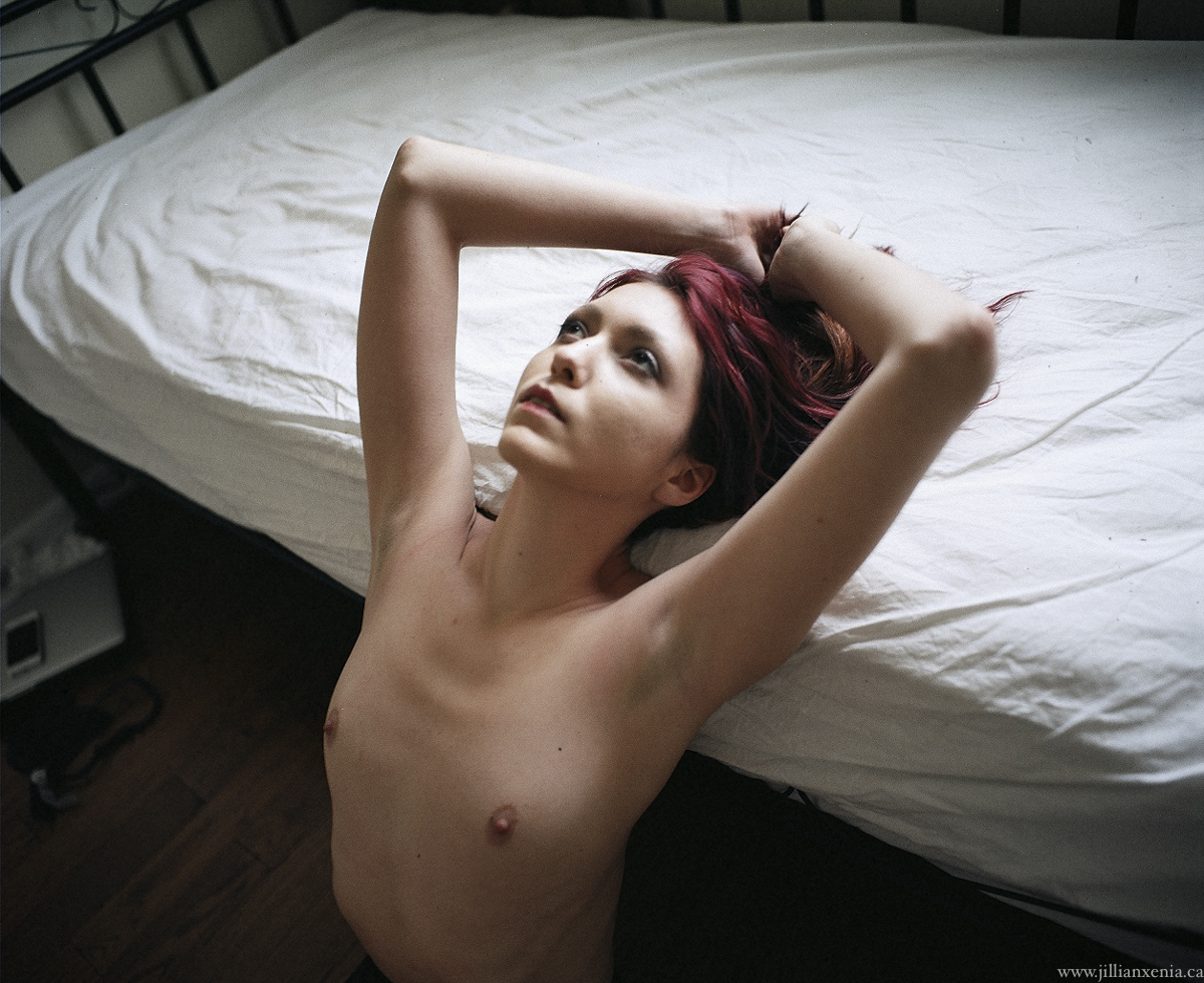 120mm nude film photography Jillian xenia