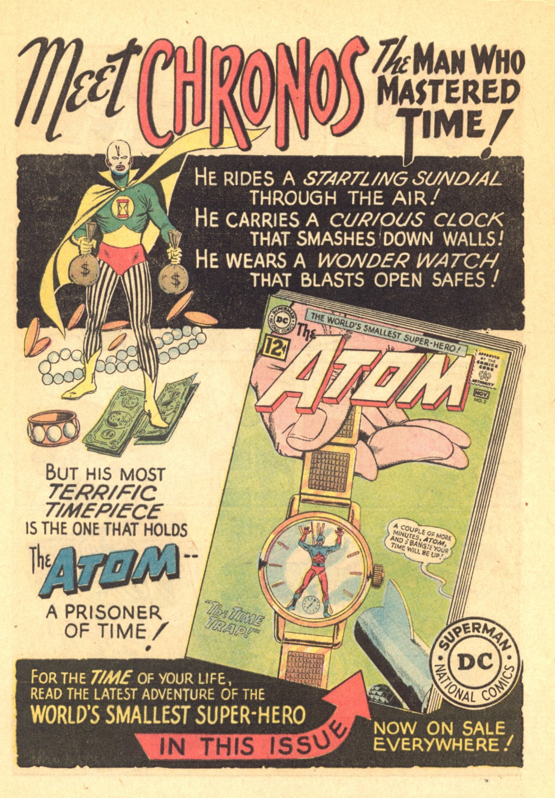 Read online World's Finest Comics comic -  Issue #129 - 17