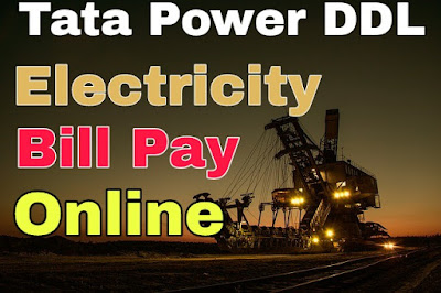 How To Pay Tata Power Delhi Electricity Bill