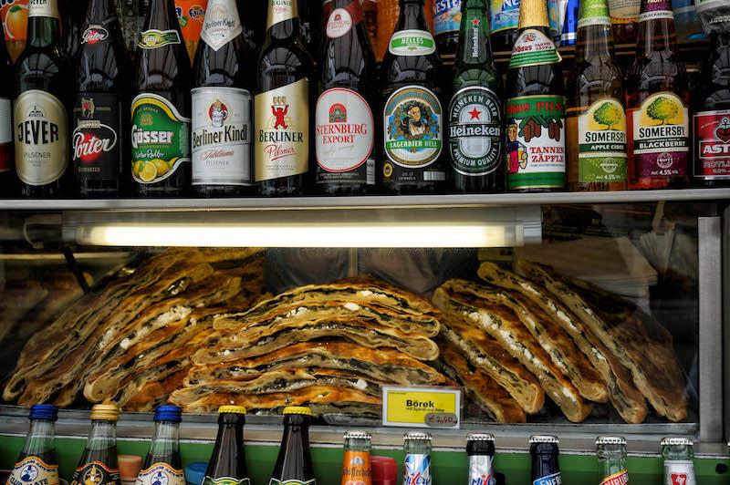 zwiedzanie Berlina, co zobaczyć w Berlinie, co zjeść w Berlinie, street food Berlin