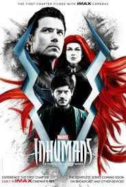Siêu Dị Nhân - Marvel's Inhumans (2017)