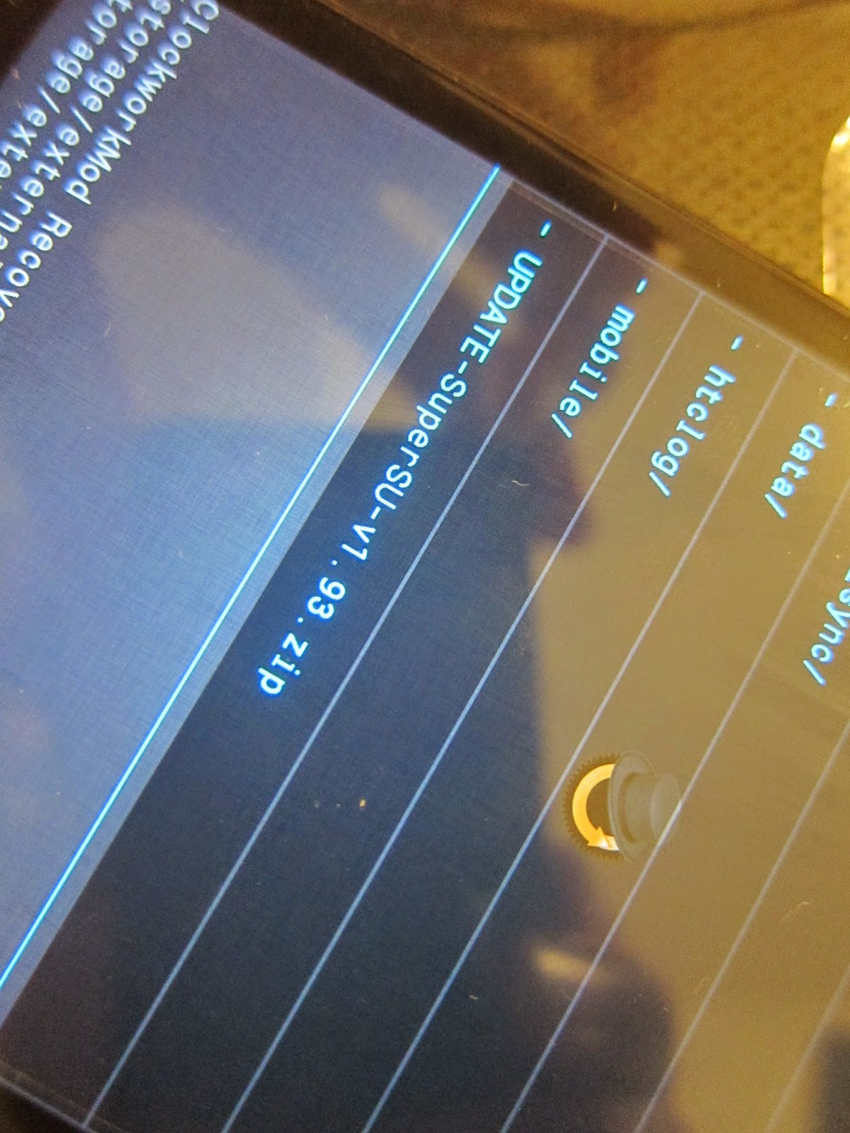 IMG 2332 - 【圖文教學】HTC Butterfly 4.3/4.4 解鎖+ROOT