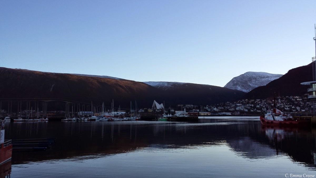 Tromso wandering, Norway - Adventures of a London Kiwi