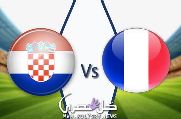 منتخب فرنسا يفوز بكأس العالم للمرة الثانية فى تاريخه متفوقا على كرواتيا بأربعة أهداف لهدفين ليُنهى مونديال روسيا 2018 بختام قوى