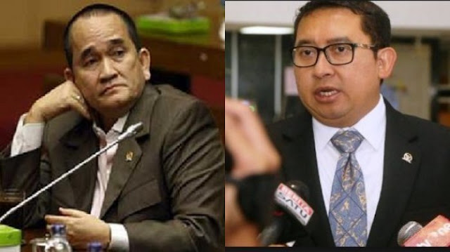 Ruhut Sitompul Balas Hinaan Fadli Zon: Yang Plenga Plongo Itu Tampangnya Sendiri, Ngaca Dong!