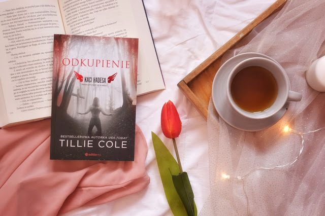 "Tillie Cole - ,,Odkupienie"" (recenzja)"