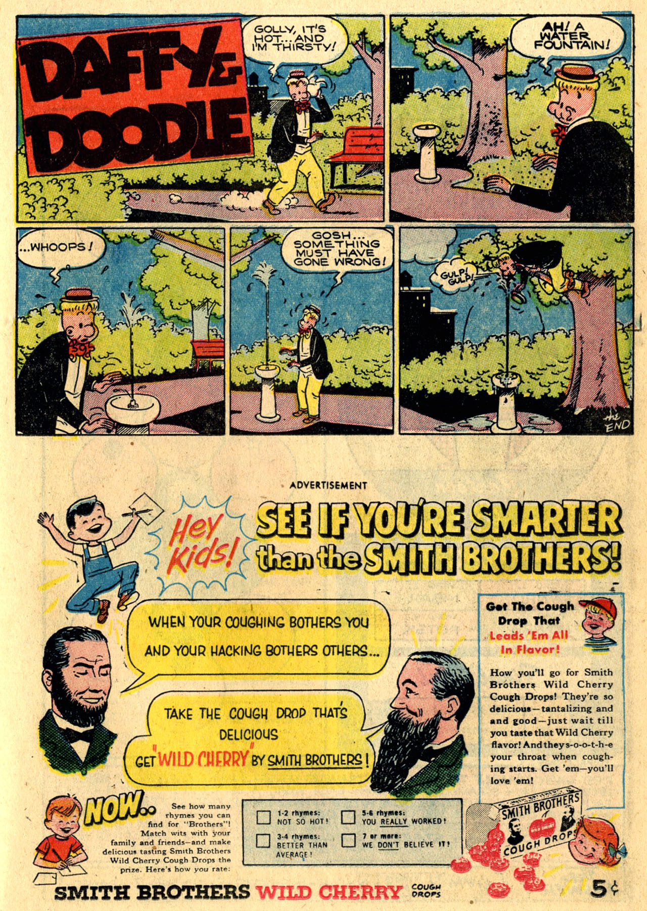 Read online Detective Comics (1937) comic -  Issue #216 - 23