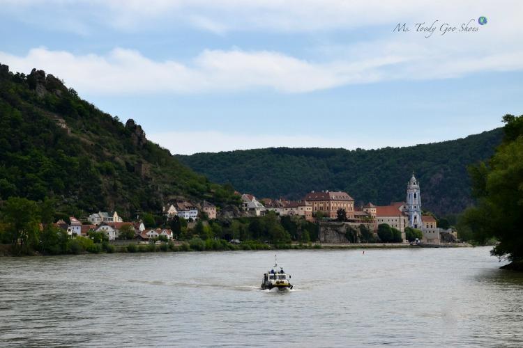 Durnstein, a fairytale village in Austria | Ms. Toody Goo Shoes #durnstein #danuberivercruise #austria