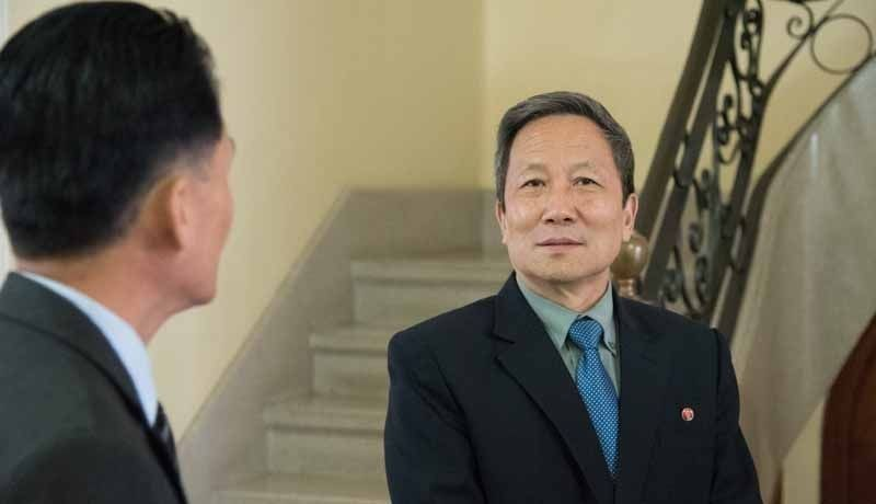 México da 72 horas al embajador de Corea del Norte para abandonar el país