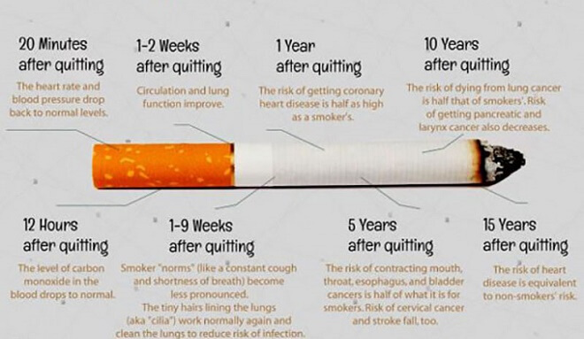 what happens to your body when you stop smoking,