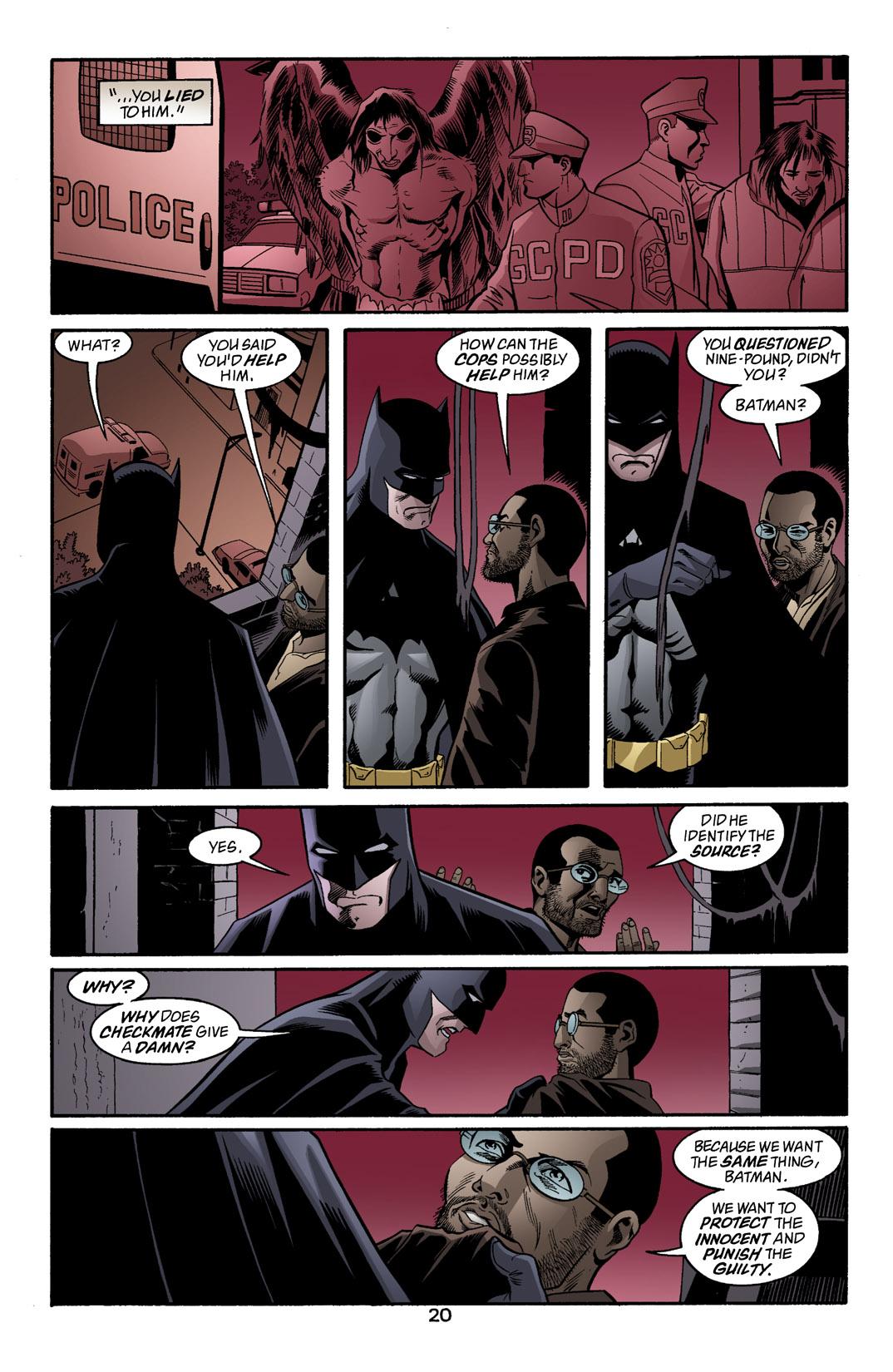 Detective Comics (1937) 770 Page 20