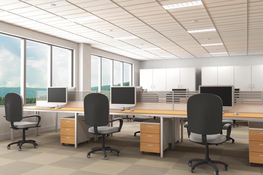 Desain interior kantor virtual & penyewaan ruang kantor