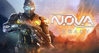 Download N.O.V.A Legacy v1.0.6 Mod Offline Mode