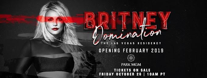 Britney: Domination (Residency Megamix)