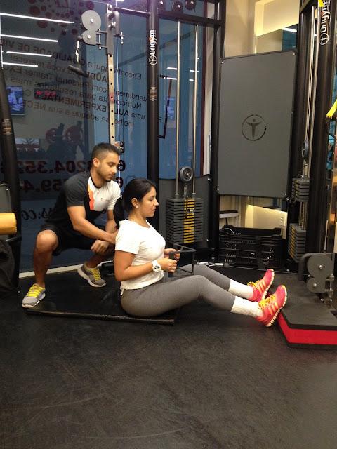 Os benefícios da musculação para mulheres