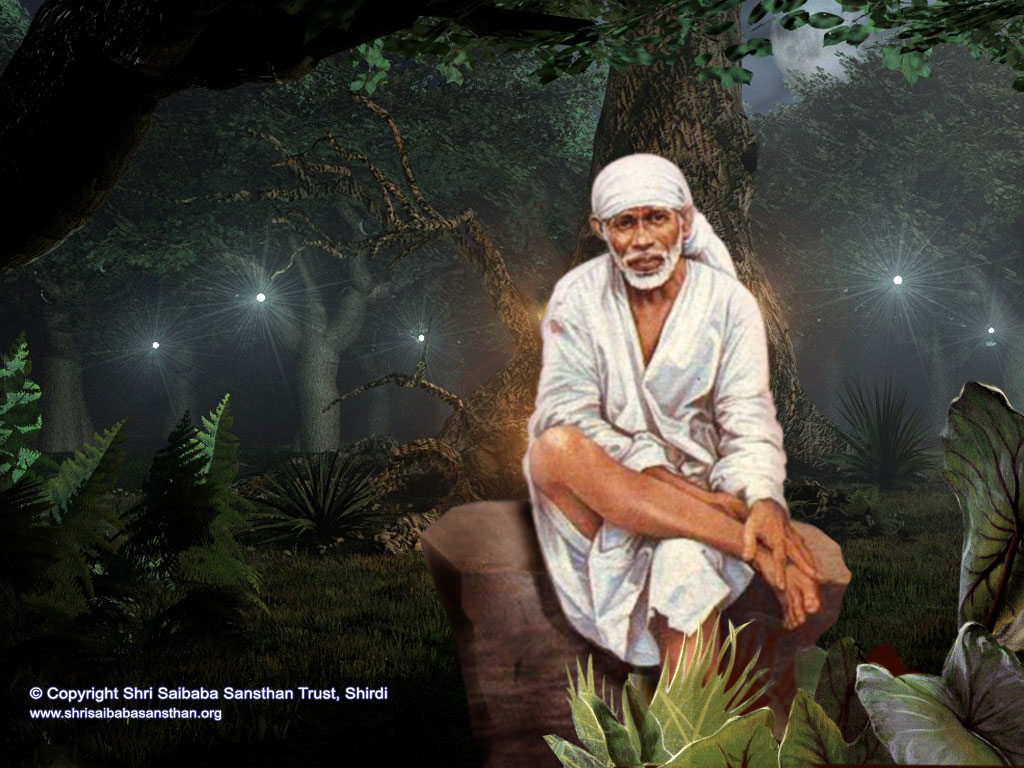Download Sai Baba Latest Wallpapers Gallery: Picture Collection: Sai Baba Pics & Aarti