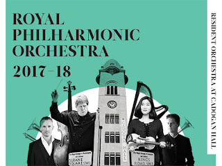 Royal Philharmonic Orchestra 2017/18 season at the Cadogan Hall