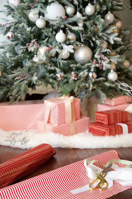 Gift wrap ideas for Christmas