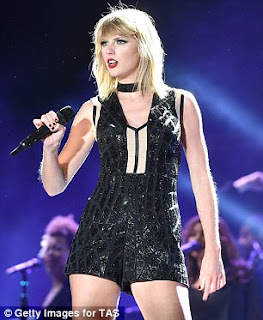 Taylor Swift concert incident