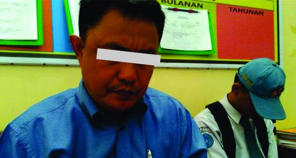 Ayah dan Anak Jadi Tersangka Pemukulan Guru Hingga Berdarah di SMKN 2 Makassar