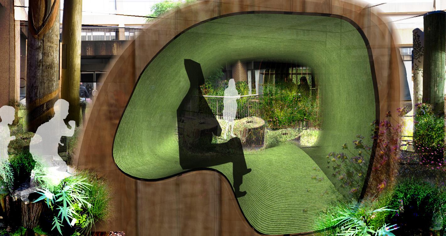 Southern Health Healing Garden