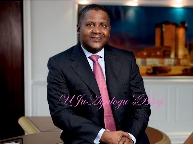 Northern Youths Berate Dangote: You're a Dump Ground For Looted Govt's Treasury