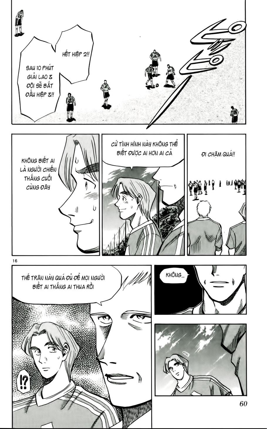 Fantasista chap 47 trang 16