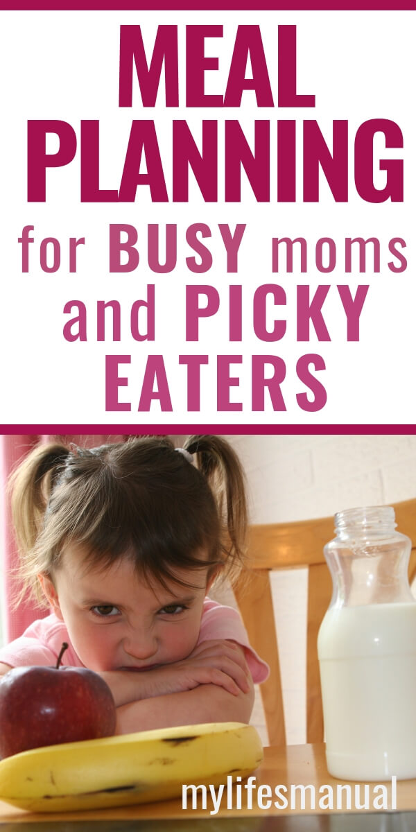 Meal Planning on a Budget for Busy Moms and Picky Eaters Kids
