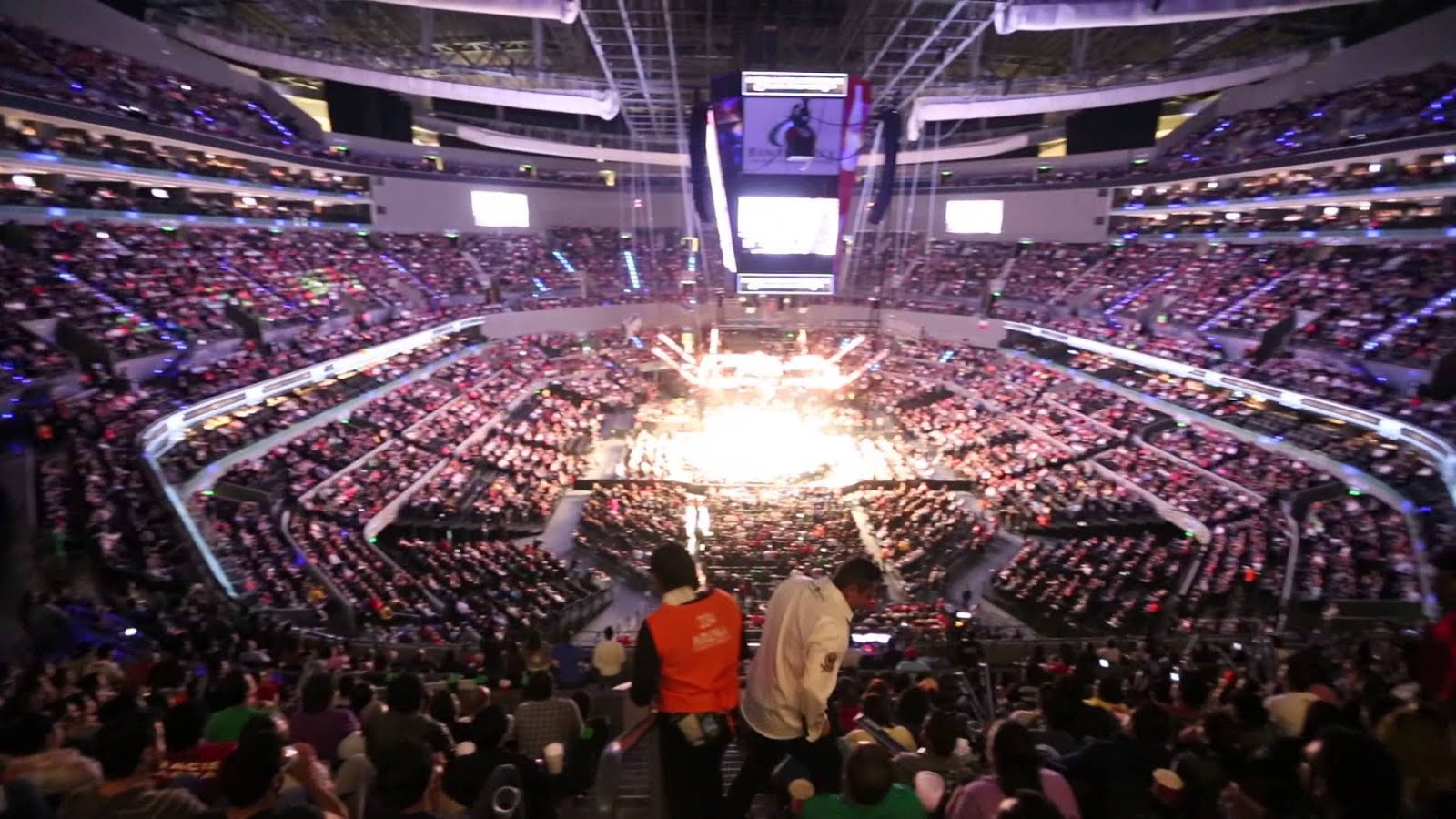 Conciertos Arena Ciudad de Mexico