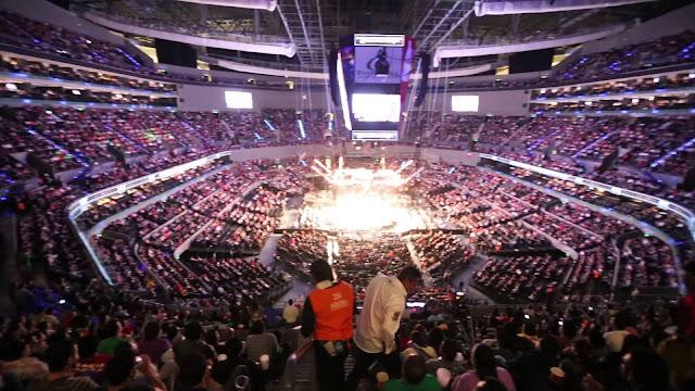 Cartelera de Conciertos Arena Ciudad de Mexico CDMX Superboletos 2020 2021 2022