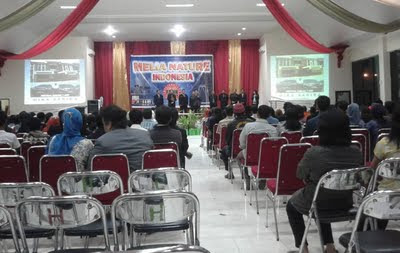 OPP Group Platinum di Balai 45 Makassar 27 Juli 2011