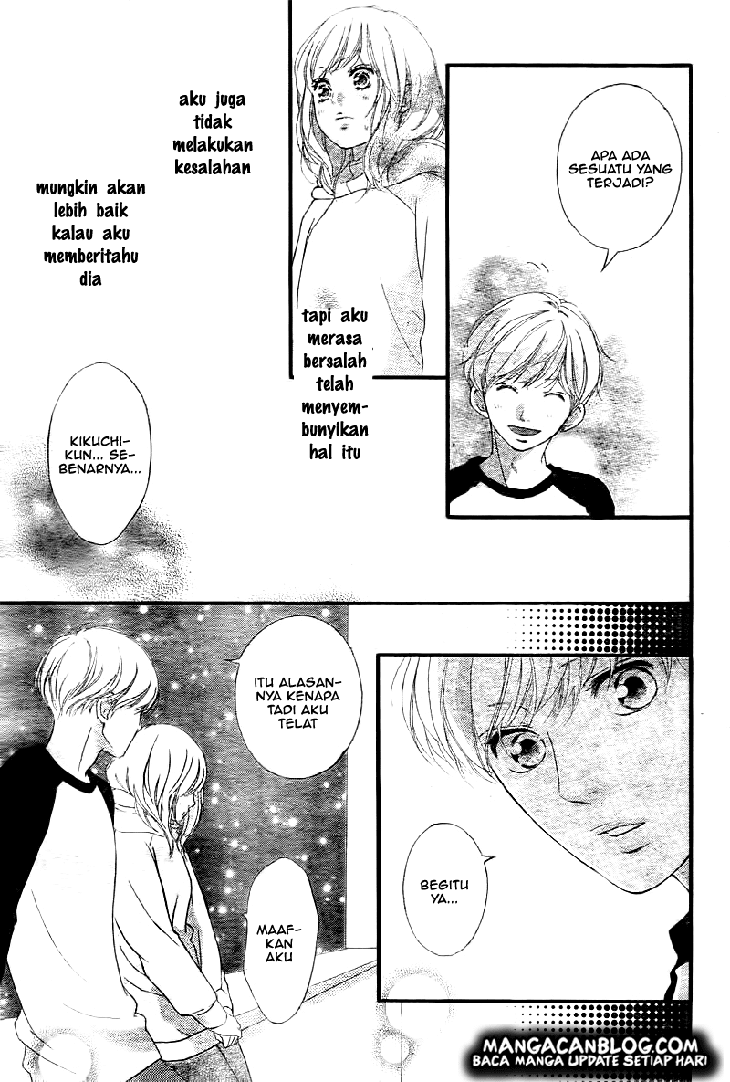 Ao Haru Ride Chapter 37-16