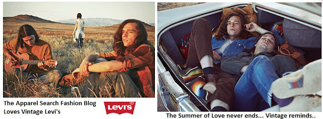 Vintage Jeans Summer of Love